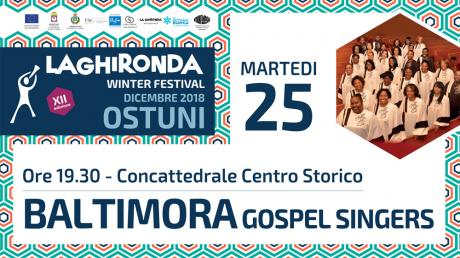 Ghironda Winter Festival – Baltimora Gospel Singers